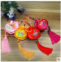 Dragon Boat Festival perfume pouch