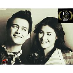 "Vote for  Liza Soberano @lizasoberano as ""100 Most Beautiful Faces of 2015"" and nominate Enrique Gil @enriquegil17 as ""100 Most Handsome Faces of 2015"" @tccandler #100faces #100mostbeautifulfaces #100mostbeautifulfaces2015 #LizQuen #LizaSoberano #EnriqueGil"