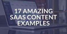 The best SaaS content examples you can steal. Learn how to do SaaS content marketing from industry leaders. Engage, educate and convert more visitors. Marketing Goals, Content Marketing Strategy, List Of Tools, Create Words, Trending Topics, Case Study, Competitor Analysis, Education, Learning
