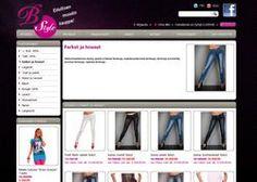 B Style nettikauppa Desktop Screenshot, Style, Swag, Outfits