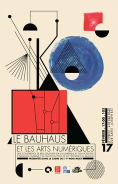 Mois Multi, le Bauhaus et les arts numériques