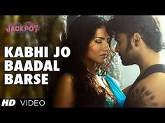Kabhi Jo Badal Barse Lyrics from Jackpot 2013 movie. Kabhi Jo Badal Barse song sung by Arijit Singh and Kabhi Jo Badal Barse song is given by Sharib Toshi. Bollywood Music Videos, Bollywood Movie Songs, Latest Bollywood Songs, Hit Songs, News Songs, Love Songs, Beautiful Songs, Michael Bolton, Indian Movie Songs
