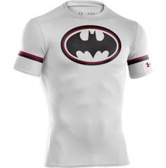 Under Armour Men's USC Alter Ego Batman Compression Shirt - Dick's Sporting Goods