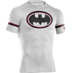 Under Armour Men's USC Alter Ego Batman Compression Shirt - Dick's Sporting Goods