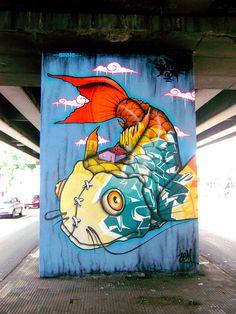 Distorsion Urbana: Binho