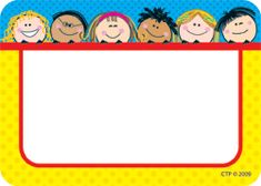 25 best stick people classroom theme images on pinterest classroom smiling stick kids labels publicscrutiny Image collections