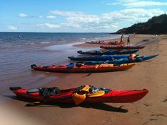 Outside Expeditions! Bike rentals, bike tours & kayaking tours. Located in North Rustico, PEI.