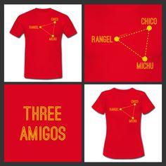 Three Amigos £15.50