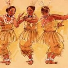 Tonga... I want a culture room.