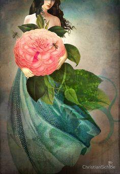The Favorite Flower by ChristianSchloe