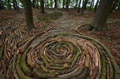 Artistic : . on Pinterest | Land Art, Photo Editing and Camouflage