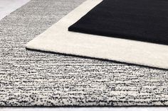 Carnegie collection - The new plain rug by Tapis Design, Lesage, Bath Mat, Rugs, Modern, Home Decor, Website, Collection, Contemporary Design