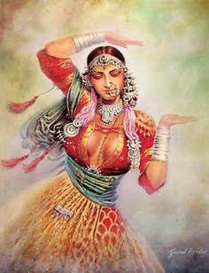 Beautiful paintings : Paintings ( Indian)