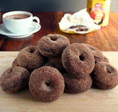 Mexican Hot Chocolate Desserts
