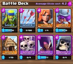 clash-royale-best-decks-arena-2-3-4-3 http://ift.tt/1STR6PC