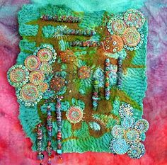 Aventures Textiles: avril 2006