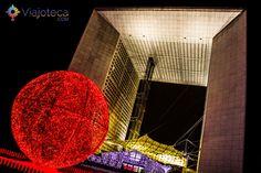 La Defense - Natal em Paris