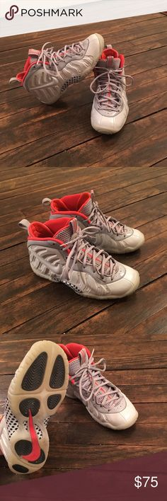 18ee87e381f8e Nike foamposite Youth size 4.5 Nike foamposite. 8 10 condition. Comes from a