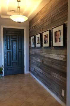 """""""View this Great Entryway with flush light & limestone tile floors in Phoenix, AZ. The home was built in 2012 and is 2968 square feet. Discover & browse thousands of other home design ideas on Zillow Digs."""""""