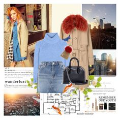 """Boston Massachusetts"" by rainie-minnie ❤ liked on Polyvore featuring Mason's, MANGO, Tory Burch, Topshop, STELLA McCARTNEY, Narciso Rodriguez, Bobbi Brown Cosmetics, Clarins and adidas"