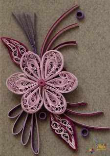 Neli is a talented quilling artist from Bulgaria. Her unique quilling cards bring joy to people around the world. Neli Quilling, Paper Quilling Flowers, Paper Quilling Cards, Quilling Work, Paper Quilling Patterns, Quilled Paper Art, Quilling Paper Craft, Paper Crafts, Quilled Roses