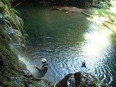 Canyoning Activities, Sao Miguel, Azores
