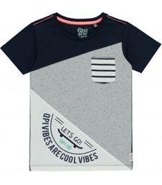T-shirt Seth Quapi Polo T Shirts, Boys Shirts, Toddler Girl Outfits, Kids Outfits, Boys Clothes Style, Camisa Polo, Kids Fashion Boy, Boys Wear, Shirt Designs