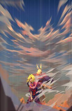 Boku no Hero Academia, All Might