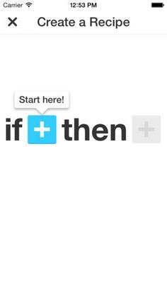 IF That Then This (IFTTT app) has a nice simple story-format introduction that takes their new users through the app concept and finishes at account creation.