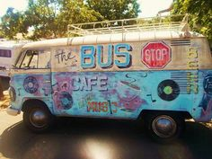 The bus stop cafe