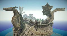 Minecraft Creations: Minecraft Castle Creations.