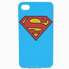 Obudowa Superman - iPhone 4/4S
