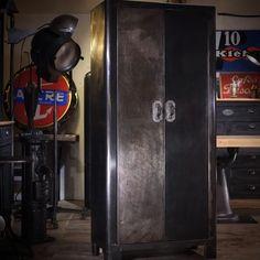 Deco Design, Info, Toulouse, Lockers, Locker Storage, Door Handles, Doors, Metal, Furniture