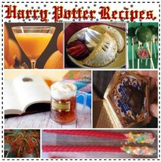 *~Harry Potter Recipes~* | LUUUX