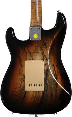 Fender CS Jason Smith MB - Friday Strat #291 ~ Guitar Blog for Strat Players | Stratoblogster