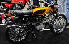 Suzuki T125 Stinger Motorcycle    wolf125