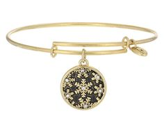 We love this Chrysalis Wonderland Snowflake Expandable Crystal Bangle Bracelet for celebrating winter and the beauty of a fresh blanket of snow.