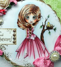 Design by Jenny ~ SC Rose Red ~ Copics not listed; Papers: LDRS 'Summer Sorbet'; White Frantage; Sentiment: LDRS 'Garden Sentiments collection'