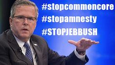 (IBD) Jeb Bush Must Explain His Support For Commie Core http://ow.ly/G8LUg#IBDinvestors … � -