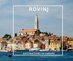 Rovinj Romantic Destinations in Europe - Copyright  Andrey - More romantic destinations at the best prices on : http://www.europeanbestdestinations.com/top/best-romantic-destinations-in-europe #valentine #romantic #love #Europe #travel #Europeanbestdestinations #citytrip #couple #Rovinj  #Croatia