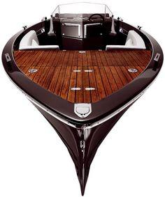 wooden boating #boatingelegance #hotboat Frauscher Cantiere Nautico Feltrinelli Speedboat