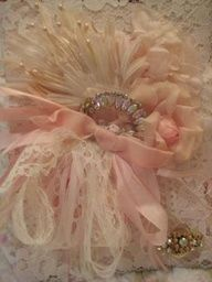 Awww ruffles and lace