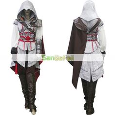 Assassins Creed Ezio For Women Costume. I'm seriously thinking about this for Dragon*Con