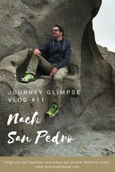 Im Vlog #11 reisen wir weiter in den chilenischen Norden, bis nach San Pedro de Atacama. Dabei sehen wir ein Naturphänomen und besuchen einen sonst oft ignorierten Nationalpark. Lonely Planet, Chile, Journey, Movie Posters, Continents, National Forest, Film Poster, Popcorn Posters, Chili