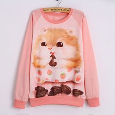 Cheap sweatshirt embroidery, Buy Quality sweatshirt fashion directly from China sweatshirt deer Suppliers: This is Asian size, please ignore the tag, do not simply choose it by S/M/L, take a look at the detailed measurement in