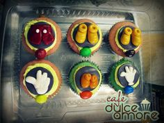 cupcakes mikey mouse