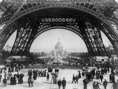 Paris Exposition Universelle 1889