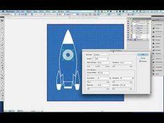 How to create a blueprint effect in photoshop cs6 youtube blueprint tutorialv youtube malvernweather Gallery