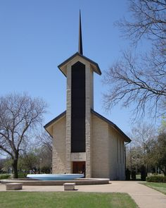 Dwight D. Eisenhower Presidential Mausoleum in Abilene, Kansas