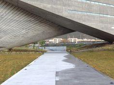 TADAO ANDO // Centro Roberto Garza Sada de Arte, Arquitectura y Diseño de la Universidad de Monterrey (UDEM).